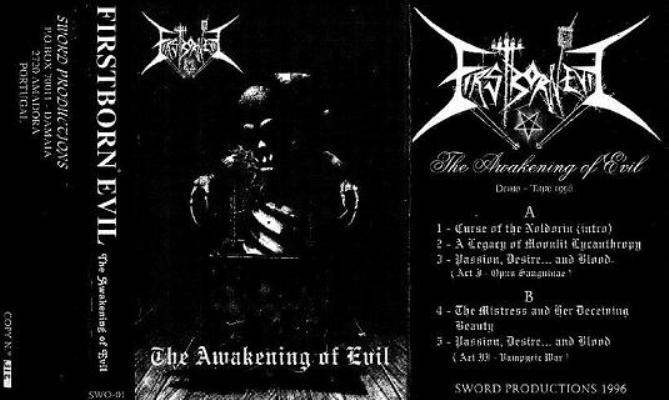 Firstborn Evil - The Awakening of Evil
