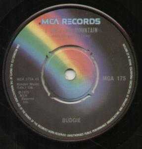 Budgie - I Ain't No Mountain