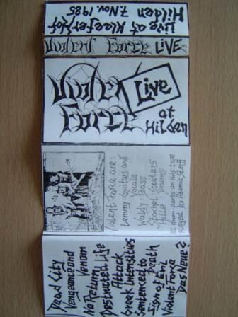 Violent Force - Live at Hilden