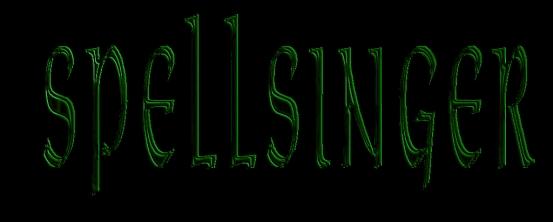 Spellsinger - Logo
