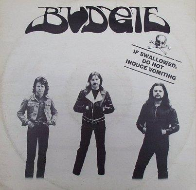 Budgie - If Swallowed, Do Not Induce Vomiting