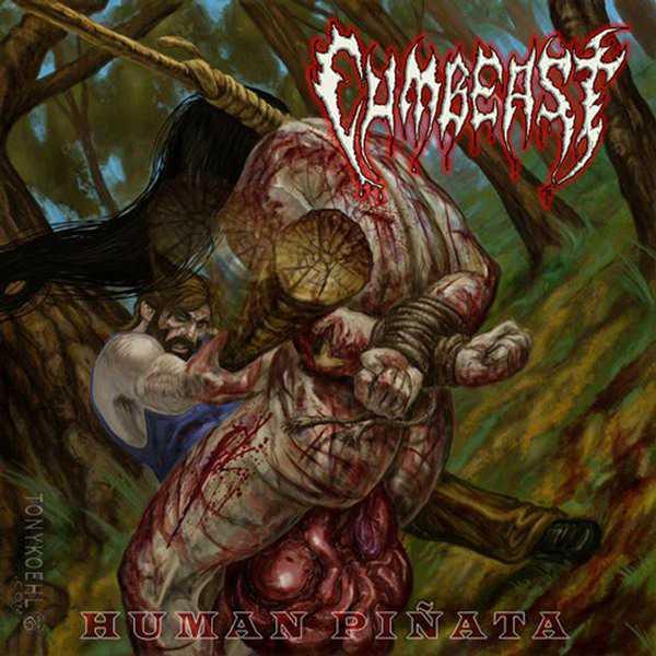 Cumbeast - Human Piñata