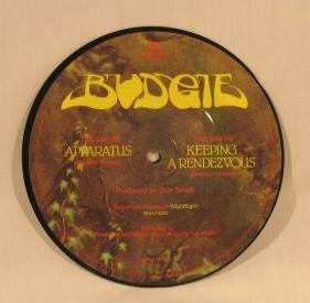 Budgie - Keeping a Rendezvous