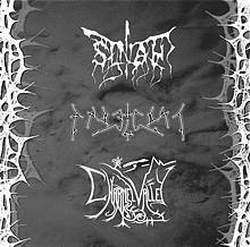 Sinah / Charnel Valley / Angelgoat - Sinah / Angelgoat / Charnel Valley