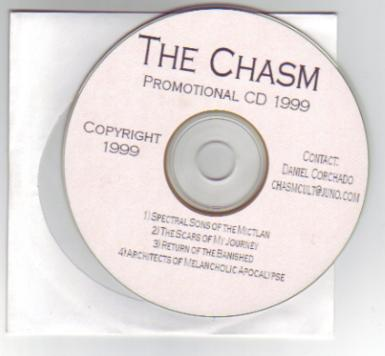 The Chasm - Promotional CD 1999