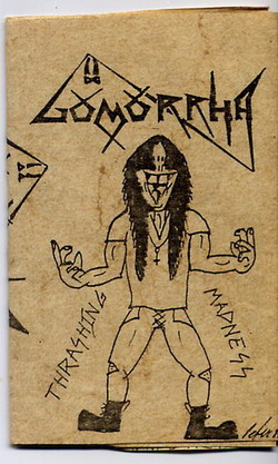 Gomorrha - Thrashing Madness
