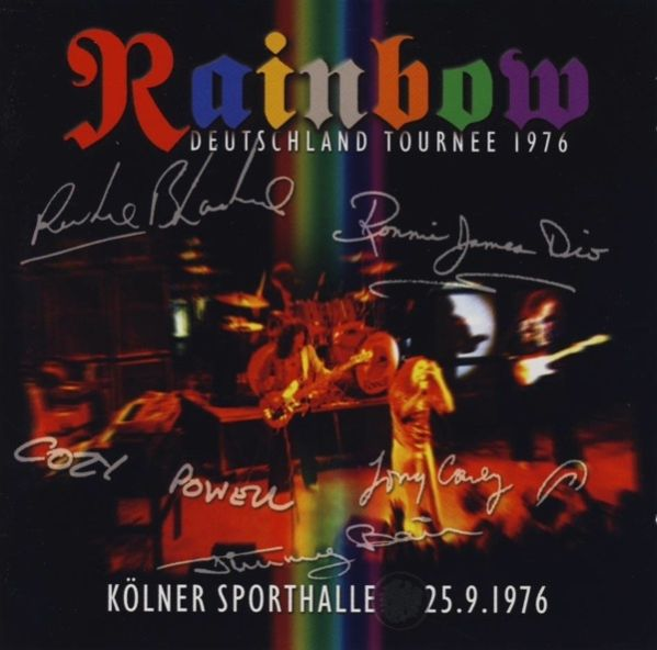 Rainbow - Live in Köln 1976