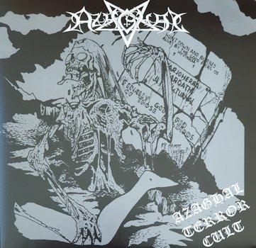 Azaghal / Fagyhamu - Azaghal Terror Cult / Wrath
