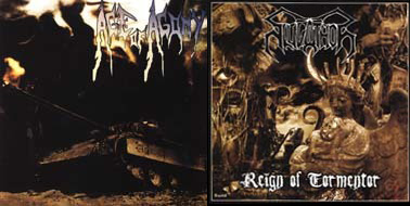 Slugathor / Age of Agony - Reign of Tormentor