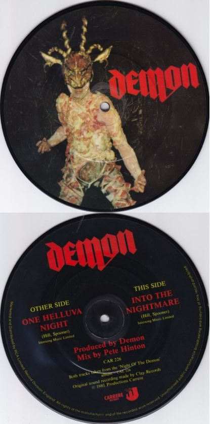 Demon - One Helluva Night