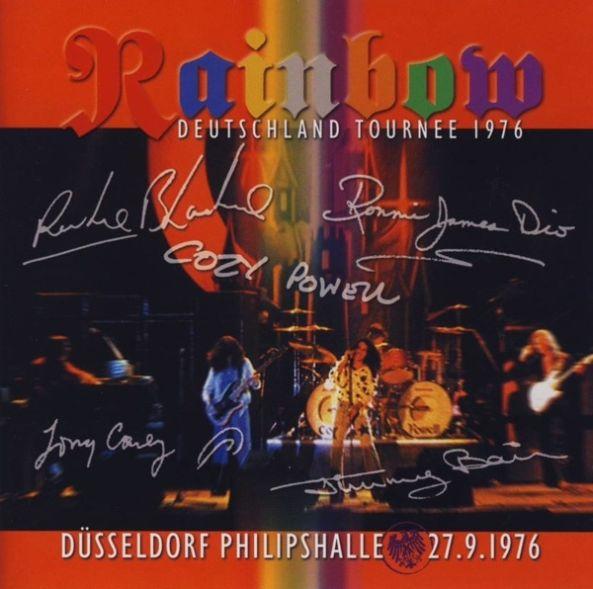 Rainbow - Live in Düsseldorf 1976