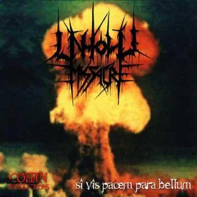 Unholy Massacre / Menschenfeind - Si Vis Pacem Para Bellum