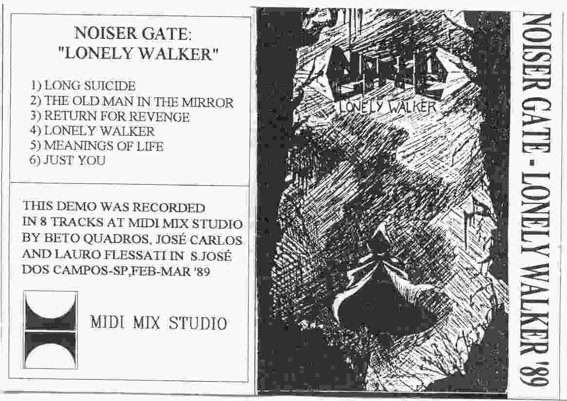 Noiser Gate - Lonely Walker