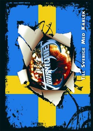 Tourniquet - Till Sverige med kärlek