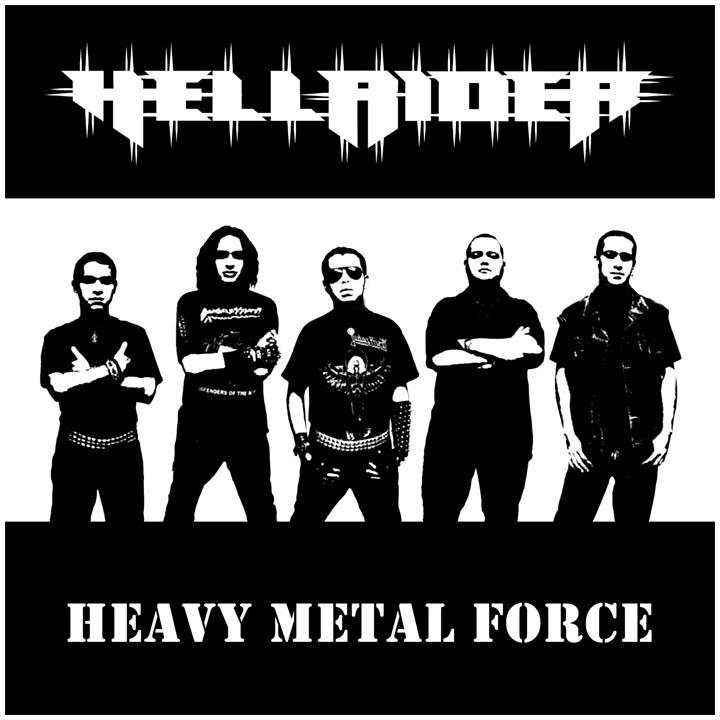 Hellrider - Heavy Metal Force