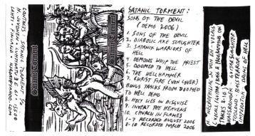 Satanic Torment - Sons of the Devil
