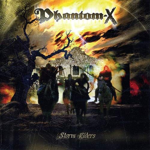 Phantom-X - Storm Riders