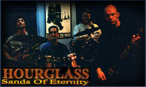Hourglass Sands of Eternity - Photo