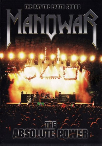 Manowar - The Absolute Power