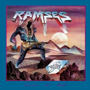 Ramses - Guerreros del metal
