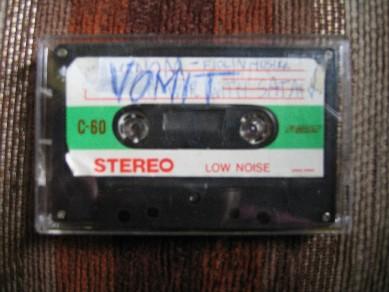 Vomit - Rehearsal 24.06.87