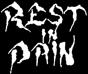 Rest in Pain - Logo