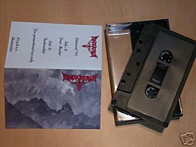Arckanum - Rehearsal 1994