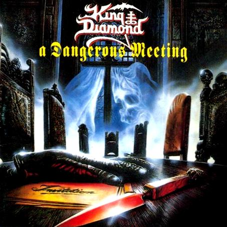 Mercyful Fate / King Diamond - A Dangerous Meeting