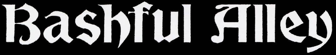 Bashful Alley - Logo