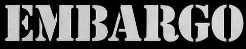 Embargo - Logo