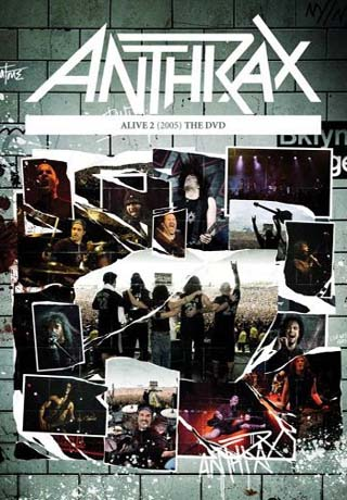 Anthrax - Alive 2: The DVD