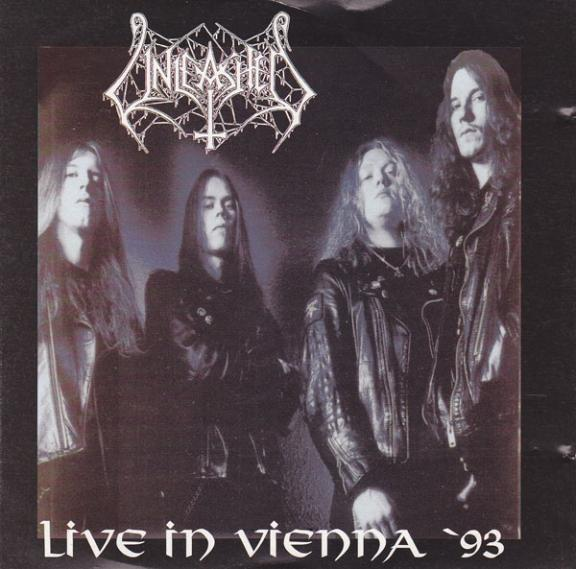 Live in Vienna '93 cover (Click to see larger picture)