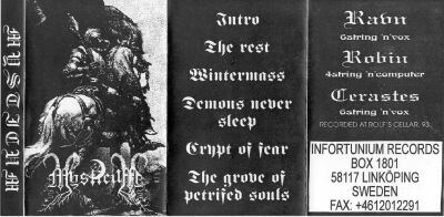Mysticum - Wintermass
