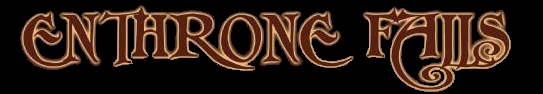Enthrone Falls - Logo