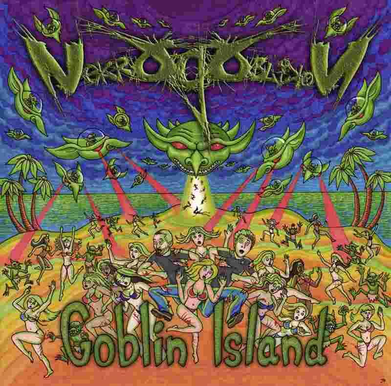 Nekrogoblikon - Goblin Island