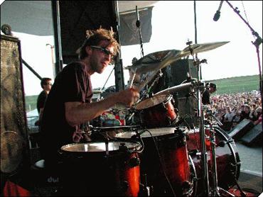 Brooks Wackerman