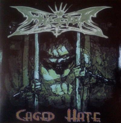 Molestor - Caged Hate
