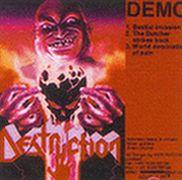 Destruction - The Butcher Strikes Back