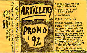 Artillery - Mind Factory