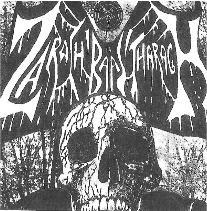 Zarach 'Baal' Tharagh - Demo 50 - Lunatic Improvised Rehearsal