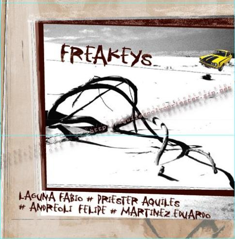 Freakeys - Freakeys