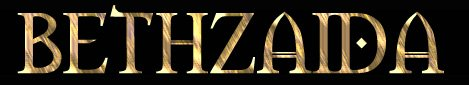 Bethzaida - Logo