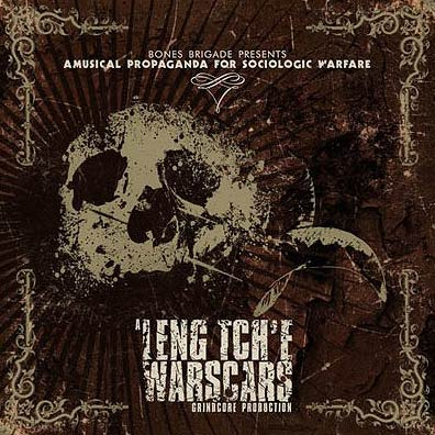 Leng Tch'e / Warscars - Amusical Propaganda for Sociological Warfare