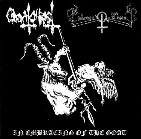 Goatchrist / Embrace of Thorns - In Embracing of the Goat