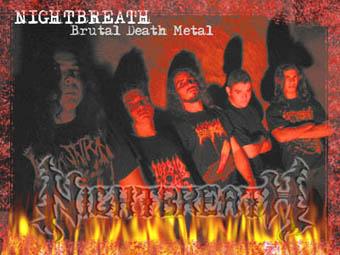 Nightbreath - Photo