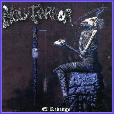 Holy Terror - El Revengo
