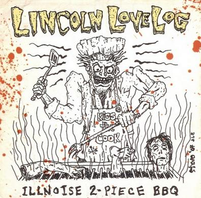 Lincoln Love Log - Illnoise 2-Piece BBQ