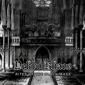 Nekro Khaos - Rites of the Black Mass