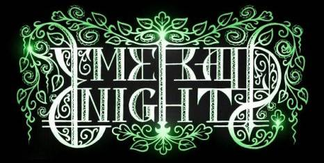 Emerald Night - Logo