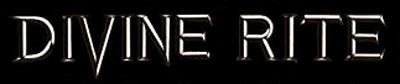 Divine Rite - Logo